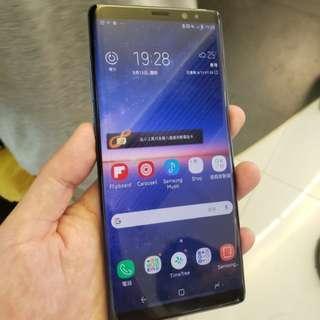 Samsung Galaxy Note 8 128GB 港行 藍色