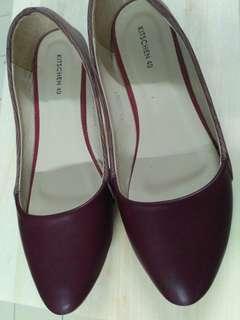 Flat Shoes Kitschen