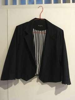 Black blazer Colorbox / Outer kerja / Atasan kantor