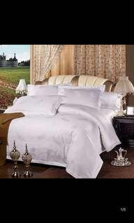 Luxury Five Stars Hotel Bedding Set
