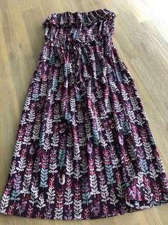 Sgd3 tube sweet dress