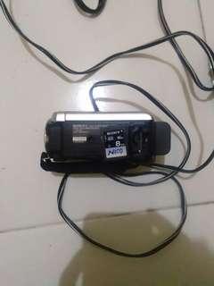 Handycam Sony DCR-SX22E