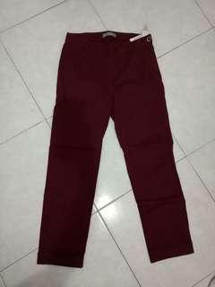 Marks and Spencer Plum Pants size S