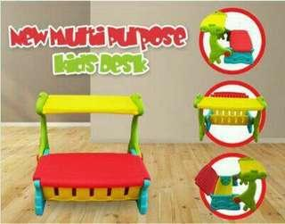 Kids 2 in 1 table and chair