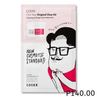Cosrx Original Clear Kit
