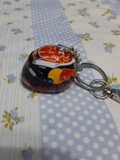🚚 安全帽鑰匙圈
