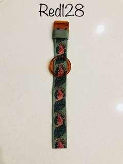 Swatch pop strap