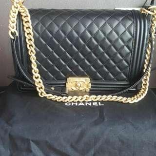 [GREAT SALES ] WTS SELLING 100% AUTHENTIC CHANEL BOY!