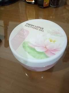 The Face Shop Lotus Soothing Gel (100% ORI)