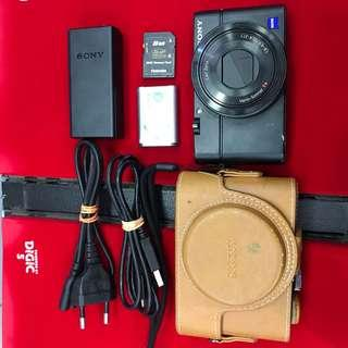 Sony Cybershot rx100 Mark 1