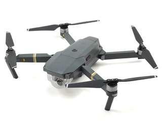Drone Rental for DJI Mavic Pro