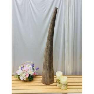 質感木象牙型花器