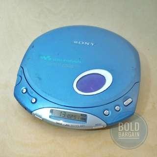 SONY D-E361 CD WALKMAN DISCMAN PLAYER