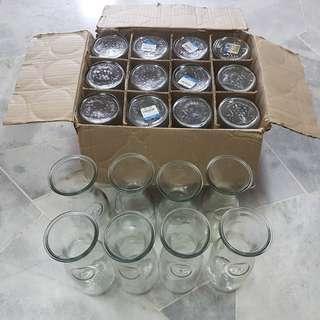 20 PCS CAFE GLASS 500ML