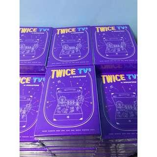 [IN STOCK] TWICE - TWICE TV6 : TWICE in SINGAPORE