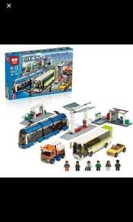 *In Stock* Lepin 02023  Public Transport Station