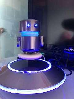 Little big sound droid air levitating bluetooth speaker