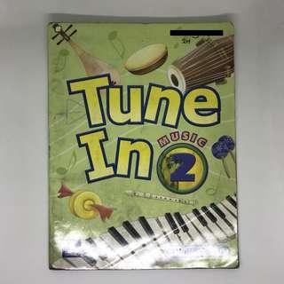 Tune In Music 2 by Julie Tan