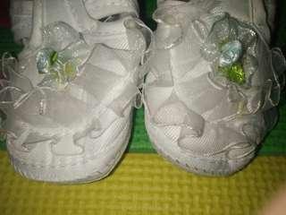 Baptismal White shoes