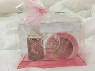 The body shop set isi 2