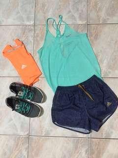 Nike/ Adidas Set