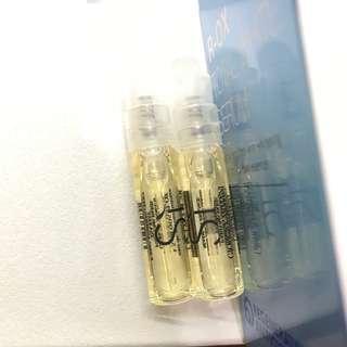 Giorgio armani Si eau de parfum intense 1.5mlx2