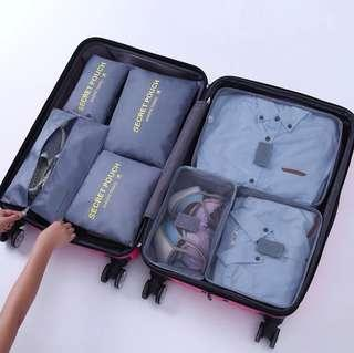 🚚 Travel Organiser