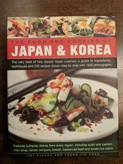 Japan and Korea Cookbook