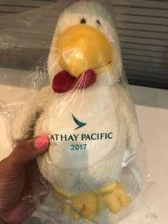 Cathay Pacific 2017 year of chicken