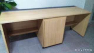 Study table-for 2 seater. REDUCED