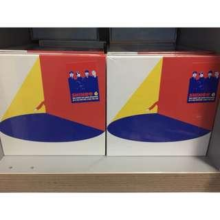 [IN STOCK] SHINEE VOL 6 ALBUM - THE STORY OF LIGHT' EPILOGUE