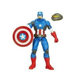 Captain America Marvel Legends Marvel Now! Captain America BAF
