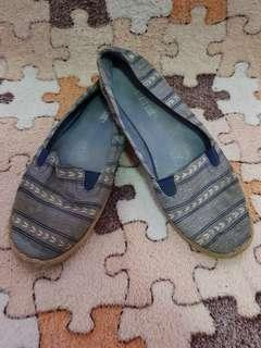Lower East Side (Payless) Blue Espadrilles