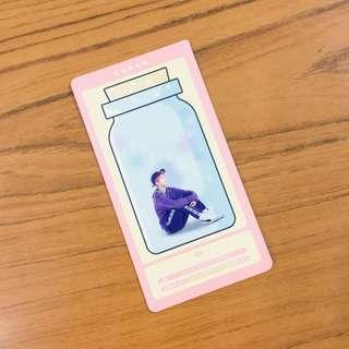 [wts] bts rm namjoon 4th muster cloud card