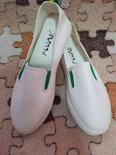 White Unbranded Shoes