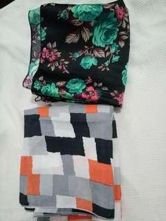 TAKE ALL 10.000!!! Scarf motif