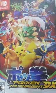 Switch pokemon 拳