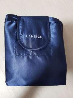 Laneige foldable drawstring bag (free)
