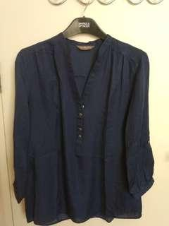 Blus sutra marks and Spencer ori xl