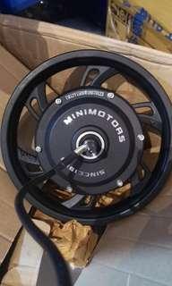 MINIMOTORS DYU/FIIDO 52V1500W MOTOR