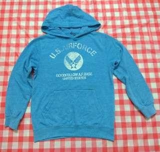 US AIR FORCE pullover jacket sweater hoodies