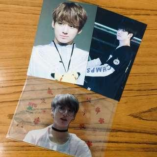 [wts] bts jungkook fansite postcards #3