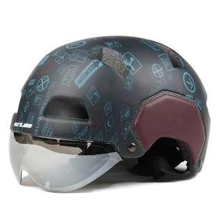 2018 GUB V3 Urban Bicycle Helmet with magnetic lens for bicycle/scooter users