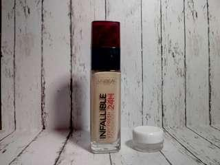 Foundation Loreal Infallible