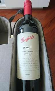 Penfolds RWT Shiraz 2010  Barossa Valley·Australia