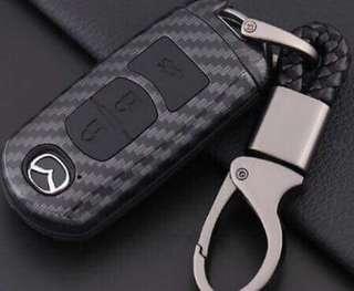 Classy Key Cover/Chain for Mazda 2