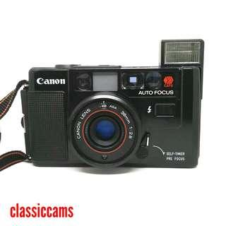 Canon AF35M 35mm Film Camera