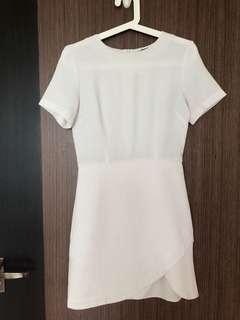 MDS White Dress