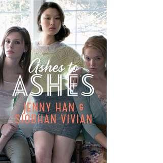 Ashes to Ashes (Burn for Burn #3) by Jenny Han