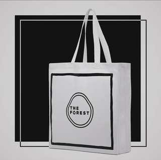 THE FOREST X REALITY TO IDEA by 限量Tote Bag